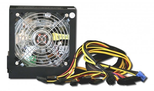 Product image YASHI POWER SUPPLY 850W 80 PLUS