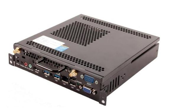 Product image PC OPS I3 8100 4/240 W10Pro Ent