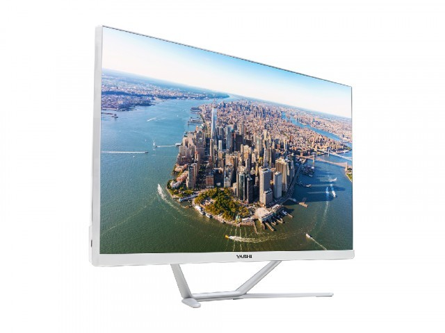 Product image Manhattan 27 i3-8100/4/240 W10P Ent